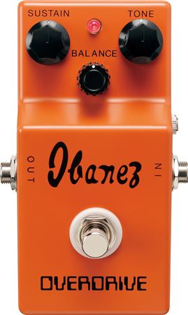 Ibanez Overdrive 850 Reissue Guitar Pedal
