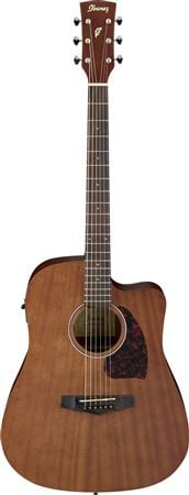 Ibanez Performance PF12MHCE Acoustic Electric Guitar