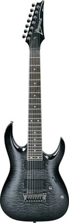 Ibanez RGA7QM 7 String Electric Guitar