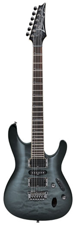 Ibanez S571DXQM Quilt Top Electric Guitar