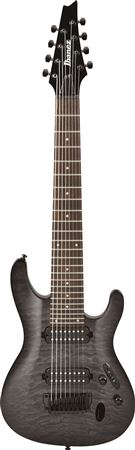 Ibanez S8QM 8-String Electric Guitar