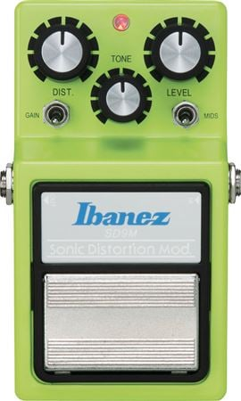 Ibanez SD9 Sonic Distortion Pedal