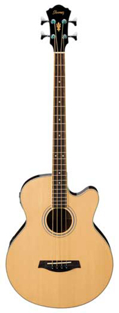 Ibanez AEB5E Acoustic Electric Bass Guitar