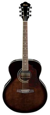 review ibanez sge130 sage jumbo acoustic electric guitar. Black Bedroom Furniture Sets. Home Design Ideas