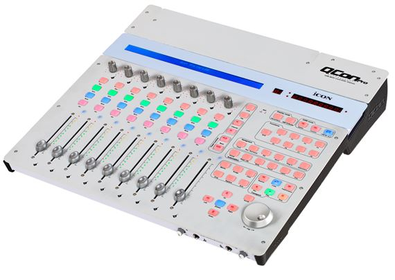 Icon Digital QCon Pro USB MIDI Controller