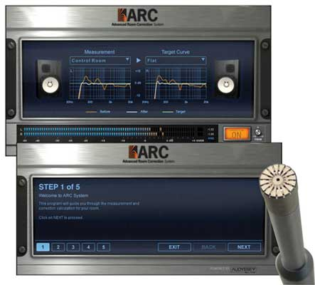 IK Multimedia ARC Room Correction System
