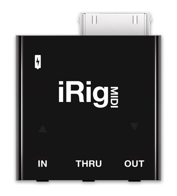 IK Multimedia iRig MIDI Interface for iDevices