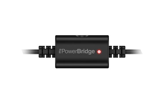 IK Multimedia iRig PowerBridge Power Cord