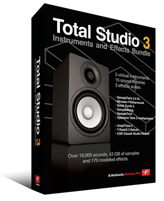 IKM TOTALSTUDIO3 LIST Product Image