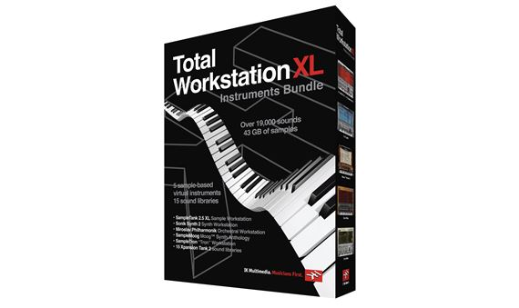 IKM TOTALWORK3 LIST Product Image