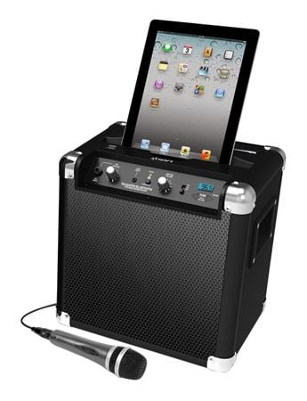 ION Audio Tailgater Compact Speaker System with Bluetooth