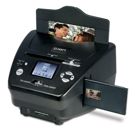 ION Audio PICS 2 SD Photo Slide and Film Scanner