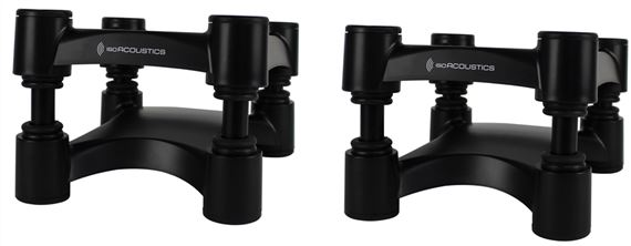 IsoAcoustics ISO-L8R155 Medium Studio Monitor Stands