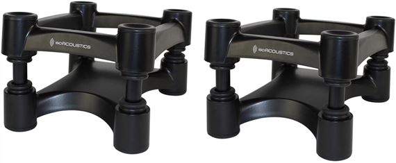 IsoAcoustics ISO-L8R200 Large Studio Monitor Stands