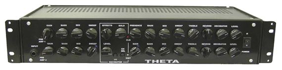 ISP Technologies Theta Preamplifier Guitar Preamp