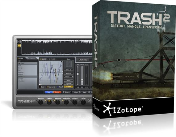 IZO TRASH2 LIST Product Image