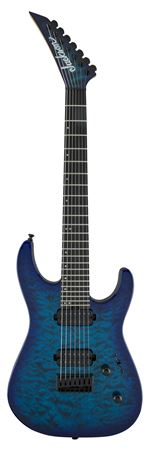Jackson Pro Series Dinky DK7Q HT 7 String Hard Tail