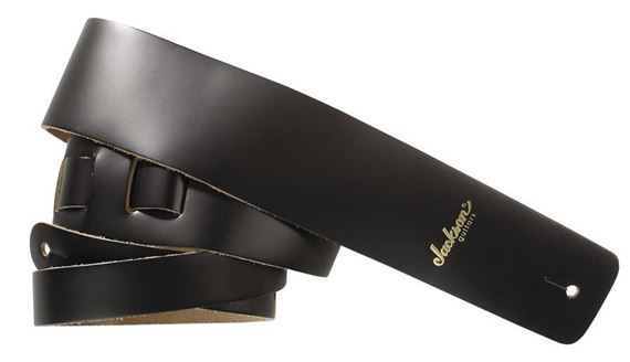 Jackson Extra Long Leather Guitar Strap