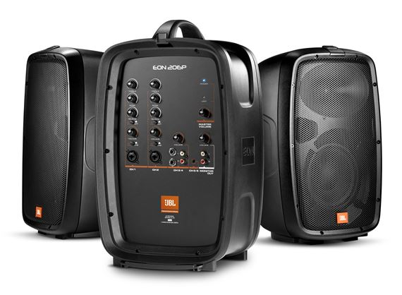 JBL EON 206P Portable Two Way PA System