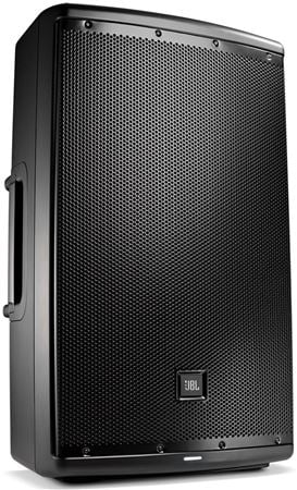 JBL Eon615 15 Inch 1000 Watt Powered PA Loudspeaker with Bluetooth