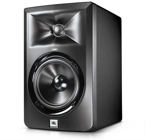 JBL LSR305 5 Inch 2 Way Full Range Powered Studio Monitors