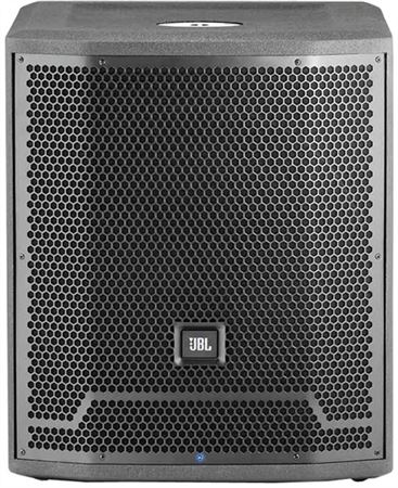 JBL PRX715XLF 15 Inch 1500 Watt Powered PA Subwoofer