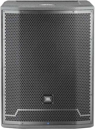 JBL PRX718XLF 18 Inch 1500 Watt Powered PA Subwoofer