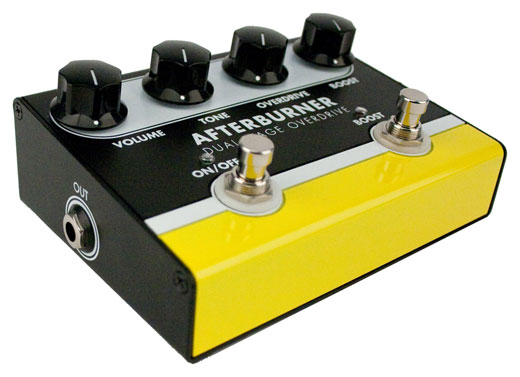 Jet City Afterburner Overdrive Pedal