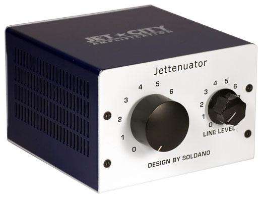 jet city jettenuator guitar amplifier power attenuator and direct box. Black Bedroom Furniture Sets. Home Design Ideas