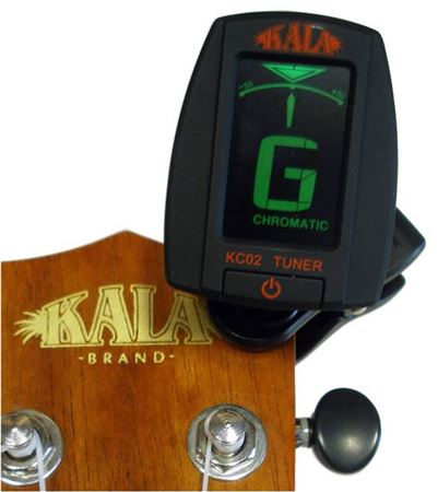 Kala KC02 Clip On Ukulele Tuner