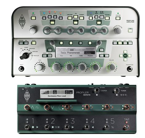 Kemper Profiler Amp and Remote
