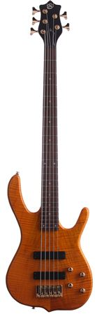 Ken Smith Design Burner Deluxe 5 String Electric Bass Guitar