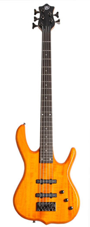 Ken Smith Design Burner Ignition 5 String Electric Bass Guitar