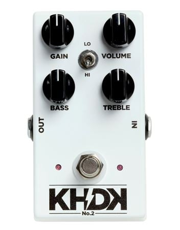 KHDK No 2 Clean Boost Pedal