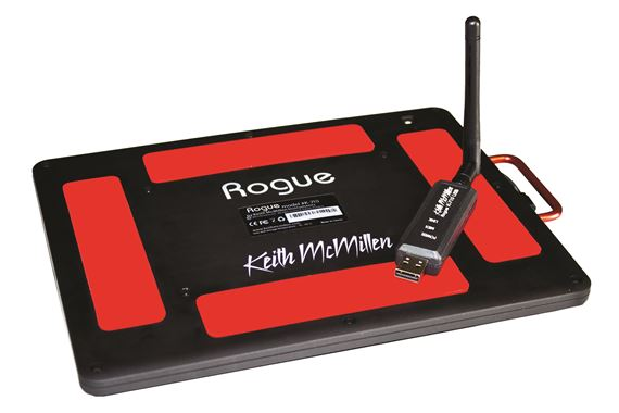 Keith McMillen Instruments Rogue Wireless MIDI Accessory