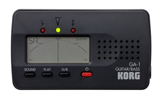 Korg GA1 Guitar and Bass Tuner