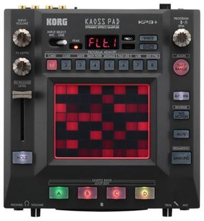 Korg KP3 Plus Kaoss Pad Dynamic Effects Sampler