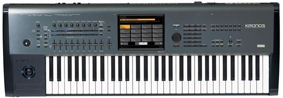 Korg Kronos 61 61-Key Synthesizer Workstation