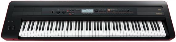 Korg Kross88 88 Key Synthesizer Workstation Keyboard