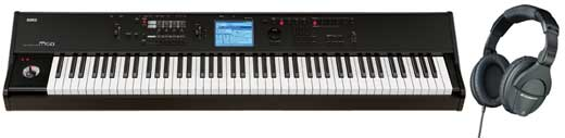 Korg M50 88 Key Synthesizer Keyboard
