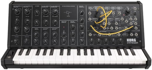 Korg MS20 Mini Monophonic Analog Synthesizer