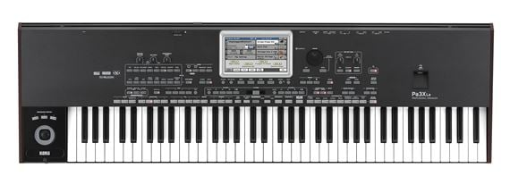 Korg PA3XLE 76Key Arranger Workstation Keyboard