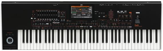 Korg PA4X76 Professional Arranger Keyboard 76 Key