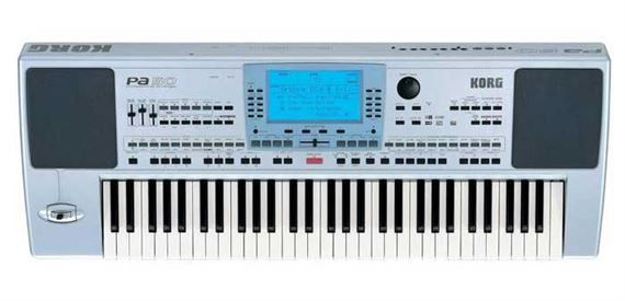 Korg PA50SD 61 Key Pro Arranger Keyboard