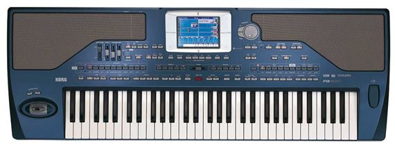 Korg PA800 61 Key Pro Arranger Keyboard