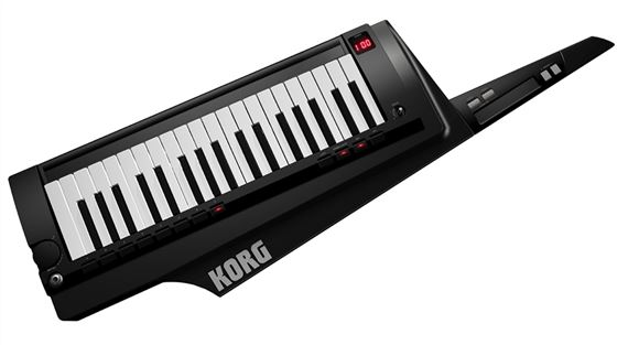 Korg RK100S Synthesizer Keytar