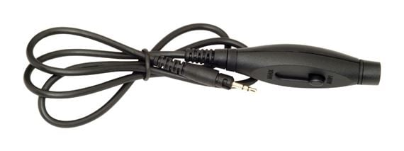 KRK KNS In-Line Volume Control Headphone Cable