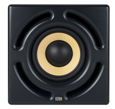 KRK 12sHO Powered Studio Subwoofer