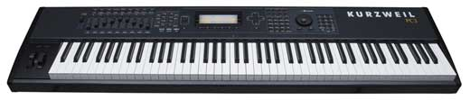 Kurzweil PC3 76 Key Performance Controller Keyboard
