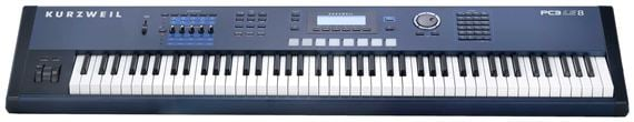 Kurzweil PC3LE8 88 Key Synthesizer Keyboard Workstation